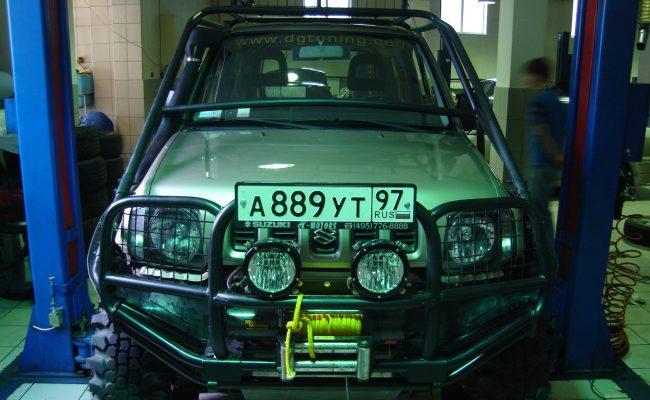 Сервис по ремонту и диагностике Сузуки