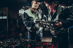 Ремонт двигателей Сузуки в Москве